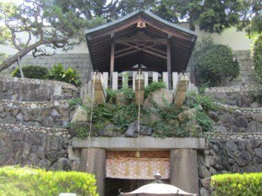 清水寺 玉出の滝