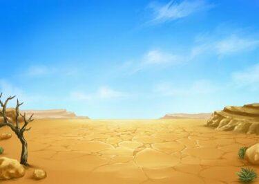 世界で一番暑い土地